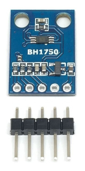Modulo Sensor Luz Luminosidade Bh1750 Gy-302 Para Arduino