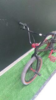 Bicicleta Bmx Brods Aro 20 Pto/vmo