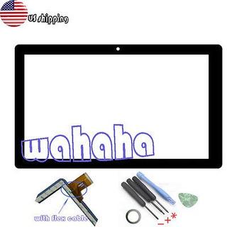 U.s. Nuevo Touch Pantalla Digitalizador Cristal Para Zeki Pu