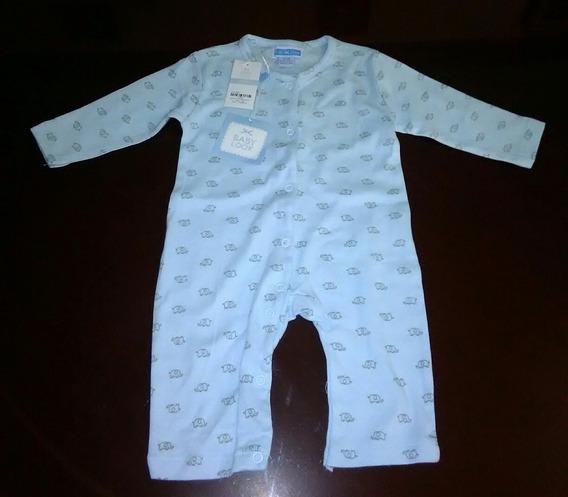 Jumper Monito Talla 3/6 Meses Marca Baby Look