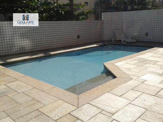 Apartamento A Venda No Bairro Enseada Em Guarujá - Sp. - 314-1