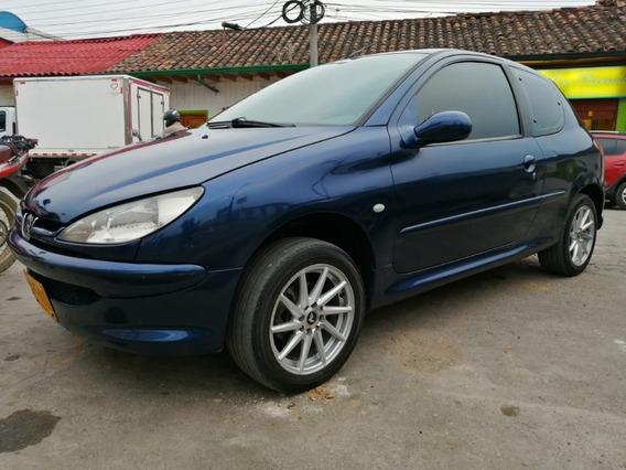 Peugeot 206 Mod 2007 Mecánico 1400 Cc Económico