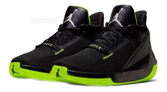 Jordan 2x3 Black Volt Envio Inmediato Sneakershark