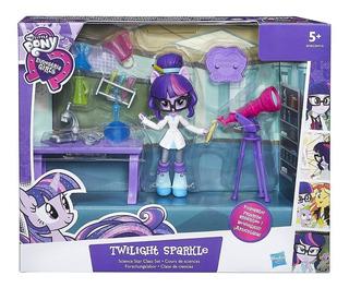 Muñeca My Little Pony Equestria Girls Twilight Sparkle