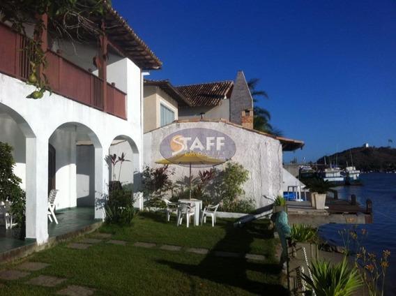 Casa Temporada Para Locação, Porto Do Carro, Cabo Frio. - Ca0783