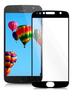 Película Moto G5s Plus 3d Tela Total Borda Vidro Motorola Xt