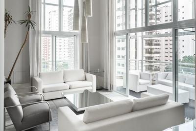 Apartamento Em Indianópolis, São Paulo/sp De 346m² 4 Quartos Para Locação R$ 30.000,00/mes - Ap202721