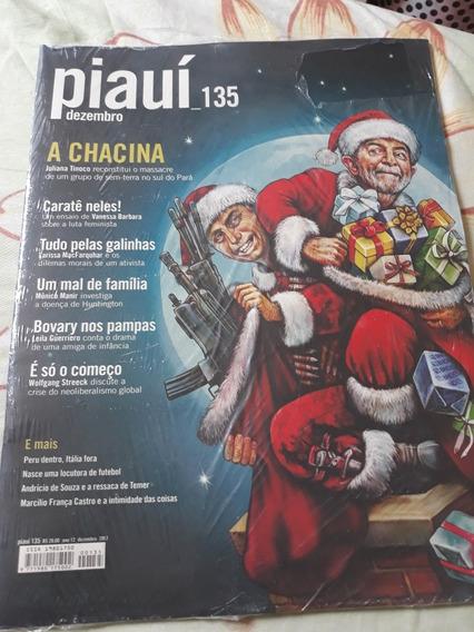 Revista Piauí Edicao 135