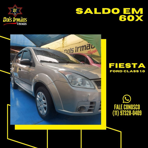 Ford Fiesta Class 1.0 2008  Lindo