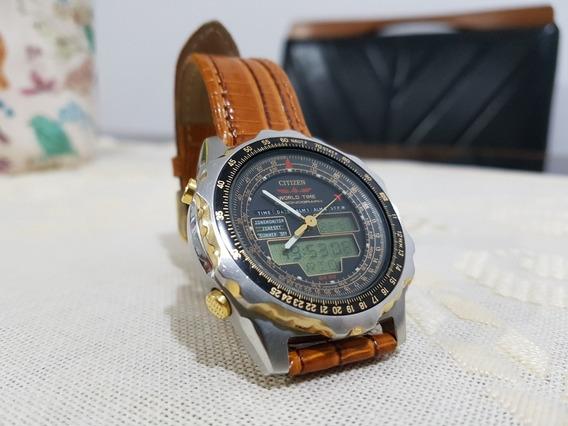Relógio Citizen C080 Impecável