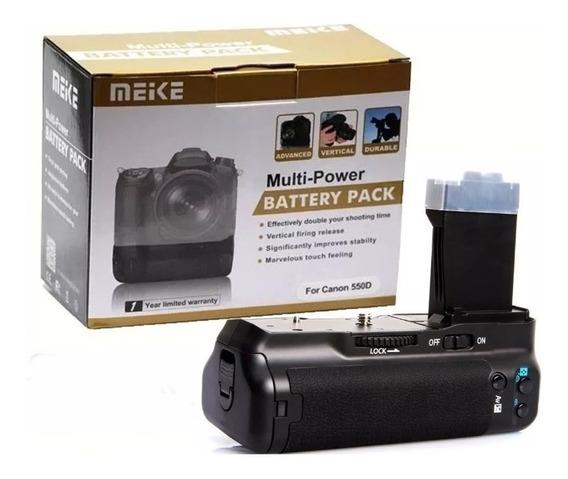Grip Meike Para Canon T3i