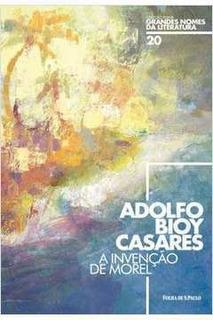 A Invenção De Morel Adolfo Bioy Casare