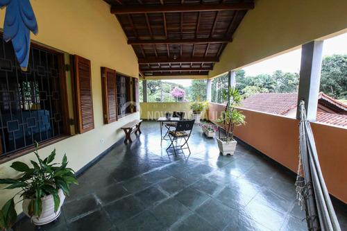 Casa À Venda Em Eldorado - Ca001226