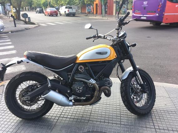 Ducati Scrambler 800!