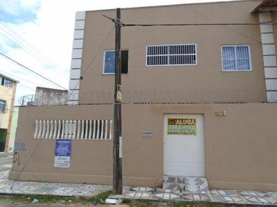 Kitnet Com 1 Dormitório Para Alugar, 30 M² Por R$ 459/mês - Benfica - Fortaleza/ce - Kn0004