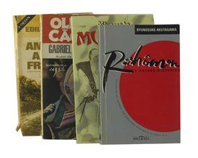 Lote 4 Livro Contos Historias Japonesas Brasileiras B6042