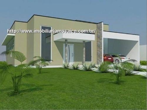 Imagem 1 de 10 de Condomínio Fechado, 04 Suites, 04 Vagas, Portal Da Colina - 96799 - 4492497