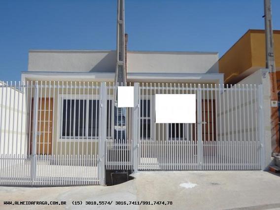 Casa Para Venda Em Sorocaba, Jardim Dos Eucaliptos, 2 Dormitórios, 1 Banheiro, 2 Vagas - 401_1-583982