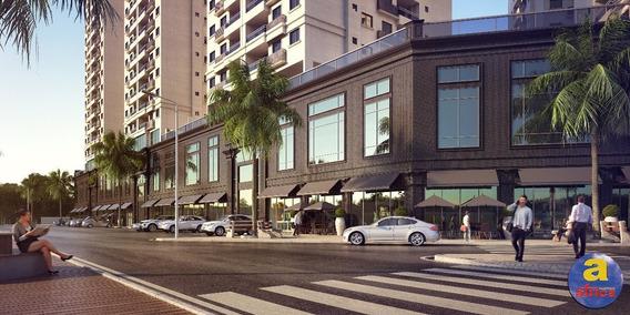 Apartamento De 2 Quartos No Ed. Green Park Da Construtora Pasqualotto Em Itapema - Sc / Imobiliária África - Ap00130 - 32055709