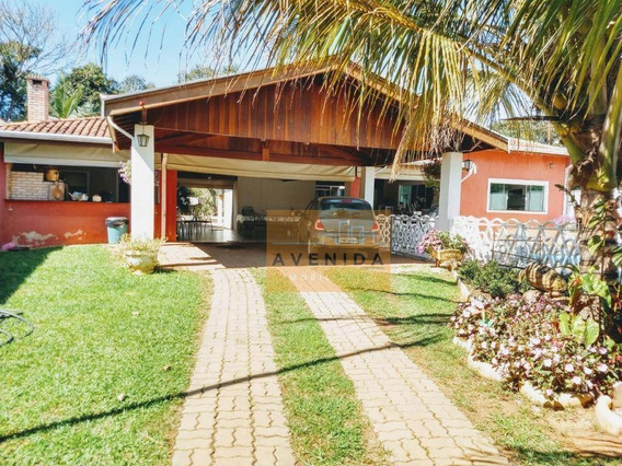 Chácara Residencial À Venda, Capela, Cosmópolis. - Ch0104