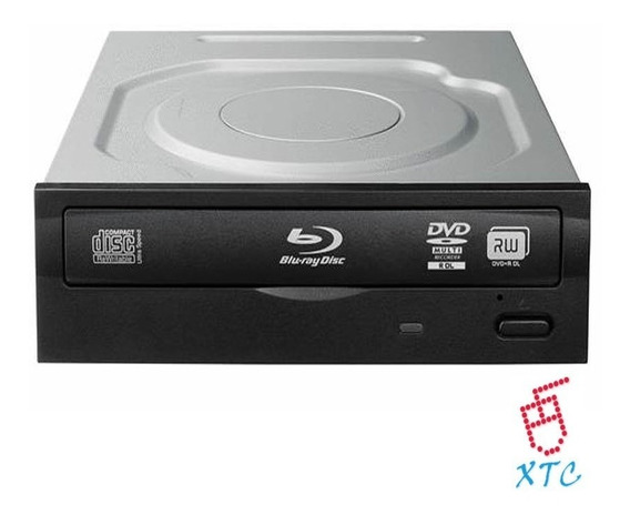 Quemadora Blu-ray Dvd Cd Lite On Ihbs-112 12x Soporta 3d Xtc
