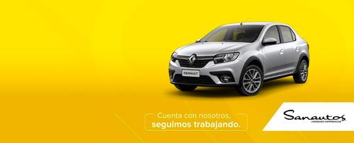 Renault Logan Intens Cvt 2021 Vehiculo De Lanzamientotne