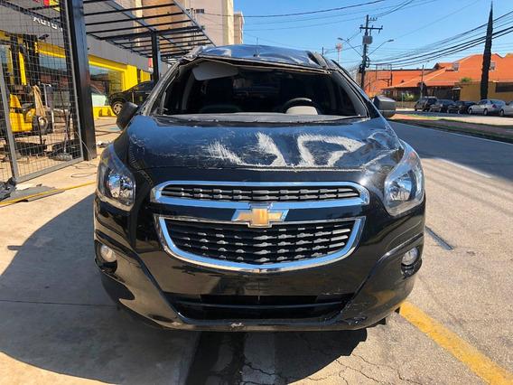 Sucata Gm Chevrolet Spin 1.8 Lt 2016 P/ Retirada Peças