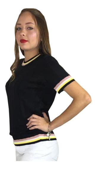 Promoção Blusas Blusinhas Feminina Barata Verao 2019 Tricot