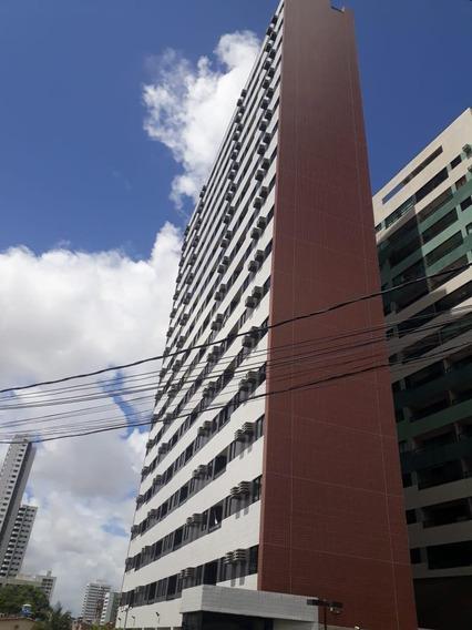Apartamento Em Torre, Recife/pe De 52m² 2 Quartos À Venda Por R$ 370.000,00 - Ap406929