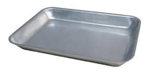 Asadera De Aluminio Bandeja  Reforzada 37x28x5 Cm N°4