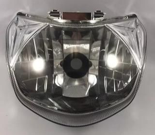 Bloco Optico Farol Honda Pop 110 I Modelo Original