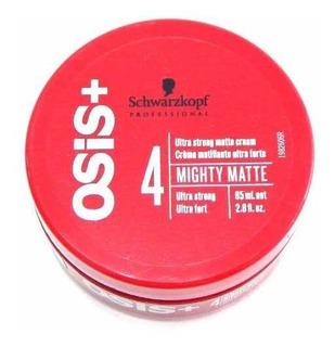 Schwarzkopf Osis+ Mighty Matte Crema Fijación Fuerte X 85ml