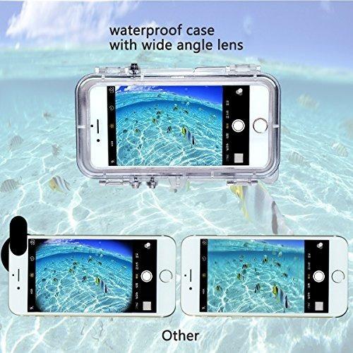 Estuche A Prueba De Agua Para iPhone 6 Skyocean