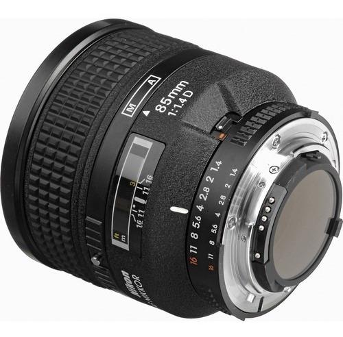 Maceió Nikon Af 85mm 85 Mm F / 1.4d If Nikkor