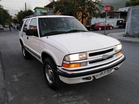 Chevrolet Blazer 4.3 Lt Piel 4x2 Mt 1999
