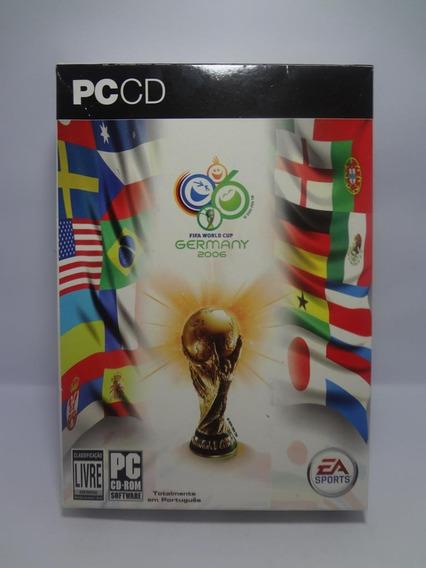 Jogo Game Pc Copa Do Mundo Fifa 2006
