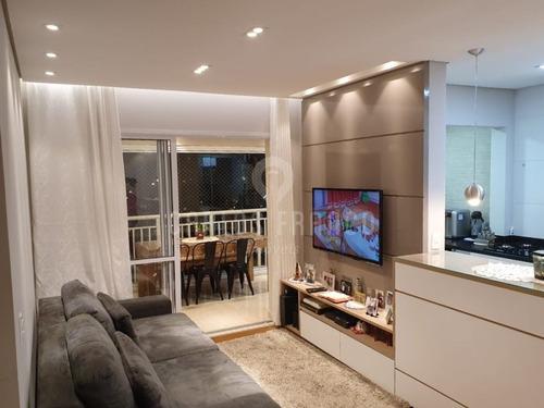 Imagem 1 de 15 de Apartamento 2 Dormitórios Morumbi - Cf68454