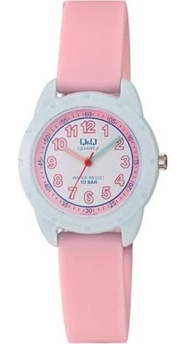 Relógio Q&q Infantil Feminino Á Prova D