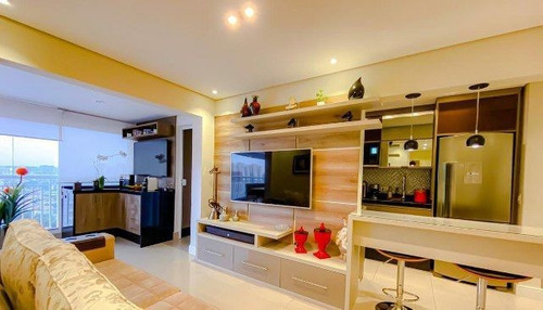Imagem 1 de 30 de Apartamento Com 2 Dormitórios À Venda, 77 M² Por R$ 859.000,00 - Vila Prudente (zona Leste) - São Paulo/sp - Ap5902