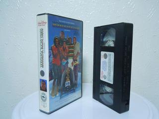 Jamaica Bajo Cero Vhs Película Disney Original, De Colección