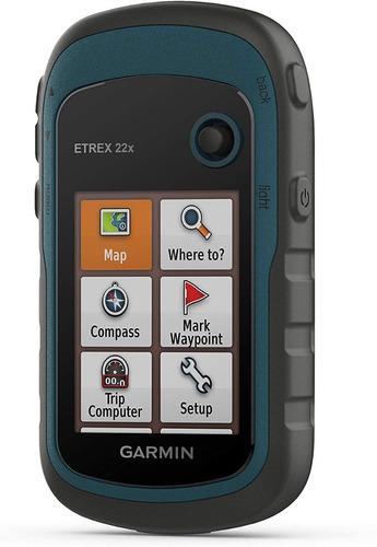 Imagen 1 de 4 de Gps Garmin  Etrex 22x Moto Bmw Utv Zrz Canam Outdoor