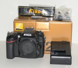 Nikon D7200 Nueva. Descuento 20%