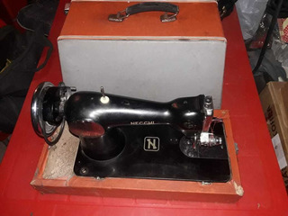 Maquina De Cocer Antigua Marca Necchi