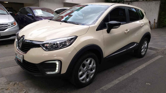 Renault Captur 2018 5p Intens L4/2.0 Man