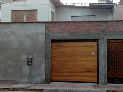 Alquilo Casa Prefabricada