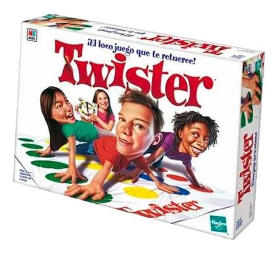 Twister Juego De Mesa Original De Hasbro Cuotas