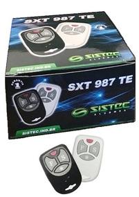 Alarme 987 Te Azul C/ Interface Específico E Sirene