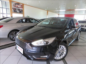 Ford Focus Sedan Titanium Plus 2.0 Power Shift Flex 2016 Pre