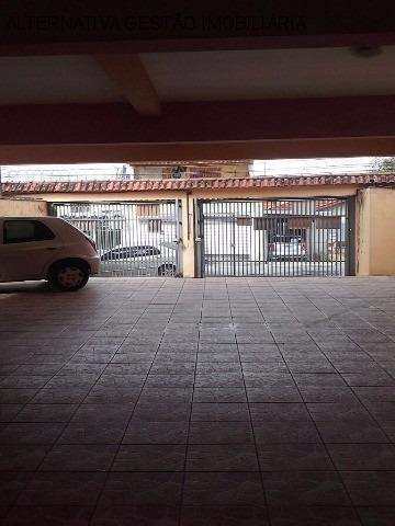 Apartamento Residencial Em São Paulo - Sp, Jaguaré - Apl2244