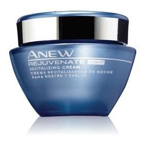 Anew Rejuvenate De Día Y De Noche Crema Facial Avon